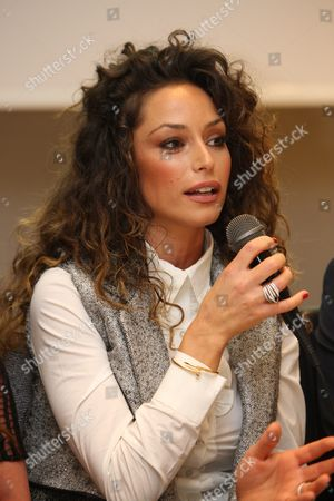 Editorial image of White TV Channel press conference, Naples, Italy - 03 Jan 2017