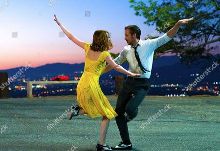 「'La La Land' Film - 2016」的報導類影像