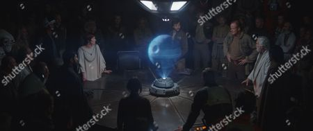 Editorial image of 'Rogue One: A Star Wars Story' Film - 2016