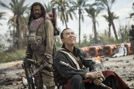 Editorial photo of 'Rogue One: A Star Wars Story' Film - 2016