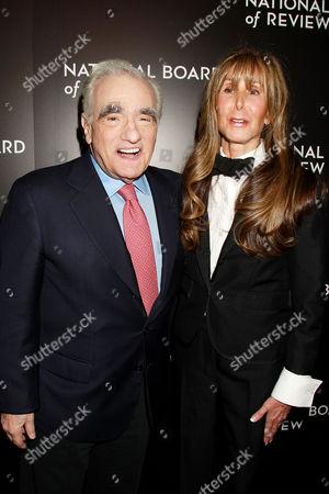 Martin Scorsese, Annie Schulhof