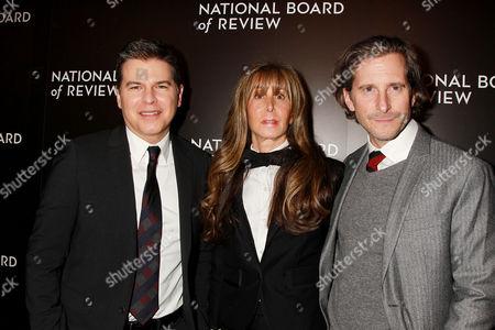 Dan Levine, Annie Schulhof, Aaron Ryder