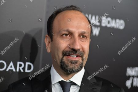 Stock Photo of Ashgar Farhadi