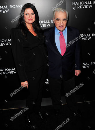 Editorial image of The National Board of Review Awards Gala, Arrivals, New York, USA - 04 Jan 2017