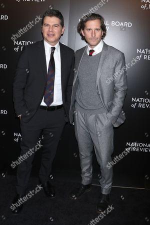 Dan Levine and Aaron Ryder