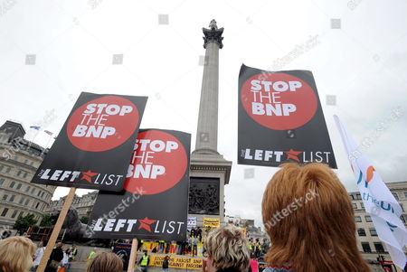 Editorial photo of Britain March Against Racism and Fascism - Jun 2008