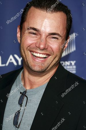 Stock Photo of Us Actor Matt Borlenghi Arrives at 'The Memory Keeper's Daughter' Premiere in Los Angeles California Usa 08 April 2008 the Film by English Director Mick Jackson Will Premiere On Us Television Network Lifetime 12 April 2008