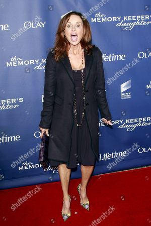 Us Actress Jacklyn Zeman Arrives at 'The Memory Keeper's Daughter' Premiere in Los Angeles California Usa 08 April 2008 the Film by English Director Mick Jackson Will Premiere On Us Television Network Lifetime 12 April 2008