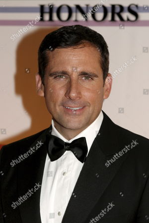 Us Actor Steve Carell Arrives For the Kennedy Center Honors Gala and Performance at the Kennedy Center in Washington Dc Usa On 02 December 2007 Leon Fleisher (music) Steve Martin (comedy) Diana Ross (music) Martin Scorsese (film) and Brian Wilson (music) Are Being Honoured For Their Lifetime Contributions to American Culture the Gala Performance Will Be Attended by Political Dignitaries and Artists From Around the World