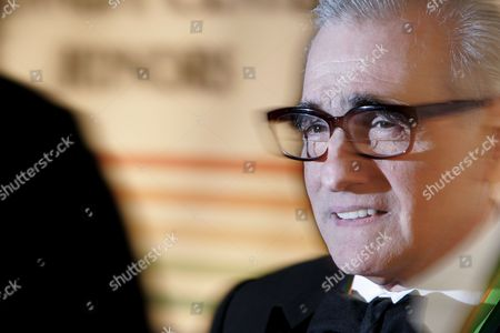 Us Film Director Martin Scorsese Arrives For the Kennedy Center Honors Gala and Performance at the Kennedy Center in Washington Dc Usa On 02 December 2007 Leon Fleisher (music) Steve Martin (comedy) Diana Ross (music) Martin Scorsese (film) and Brian Wilson (music) Are Being Honoured For Their Lifetime Contributions to American Culture the Gala Performance Will Be Attended by Political Dignitaries and Artists From Around the World