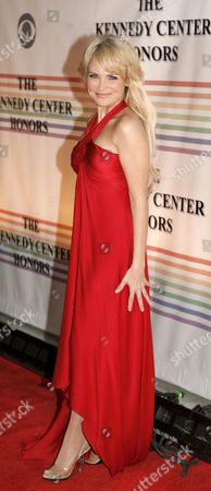 Us Actress Kristin Chenoweth Arrives For the Kennedy Center Honors Gala and Performance at the Kennedy Center in Washington Dc Usa On 02 December 2007 Leon Fleisher (music) Steve Martin (comedy) Diana Ross (music) Martin Scorsese (film) and Brian Wilson (music) Are Being Honoured For Their Lifetime Contributions to American Culture the Gala Performance Will Be Attended by Political Dignitaries and Artists From Around the World