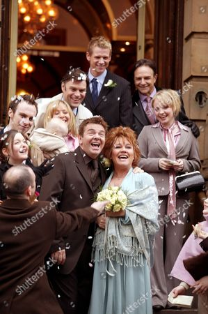 'Where The Heart Is'   TV   Series 9 The Wedding of Lesley Dunlop and Philip Middlemiss