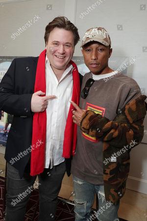 Ben Wallfisch, Pharrell Williams