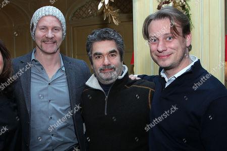 Morgan Spurlock, Joe Berlinger and Otto Bell