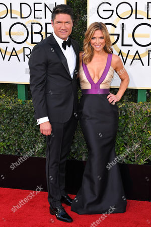 Editorial photo of 74th Annual Golden Globe Awards, Arrivals, Los Angeles, USA - 08 Jan 2017