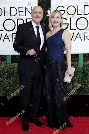 Jeffrey Tambor and Kasia Tambor