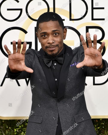 Stock Image of Keith Stanfield