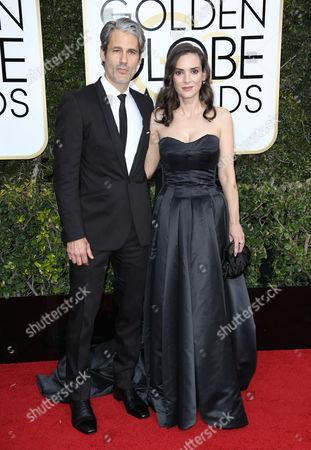 Winona Ryder and Scott Mackinlay Hahn