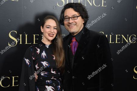 Editorial picture of 'Silence' film premiere, Los Angeles, USA - 05 Jan 2017