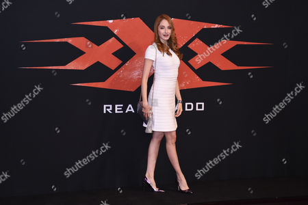 Editorial picture of 'XXX: The Return of Xander Cage' film premiere, Mexico City, Mexico - 05 Jan 2017