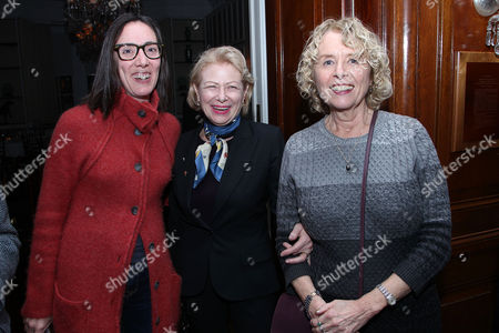 Stock Image of Megan Mylan, Nina Rosenblum and Deborah Shaffer
