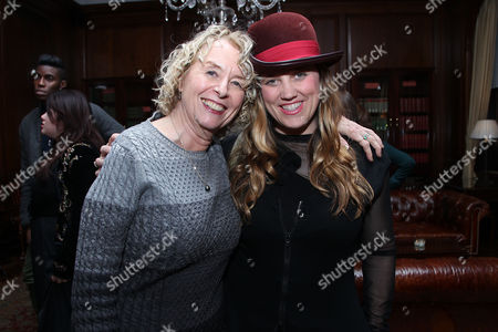 Stock Photo of Deborah Shaffer and Heidi Ewing