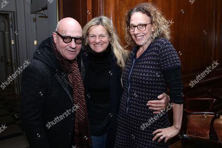 Gianfranco Rosi, Ellen Kuras and Rachel Grady