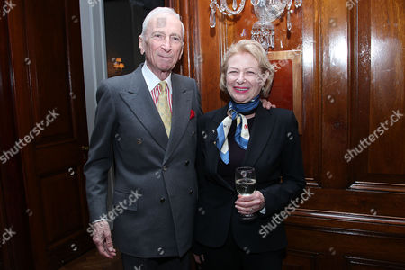 Gay Talese and Deborah Shaffer