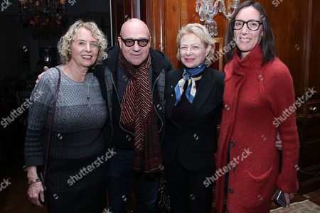Stock Picture of Deborah Shaffer, Gianfranco Rosi, Nina Rosenblum and Megan Mylan