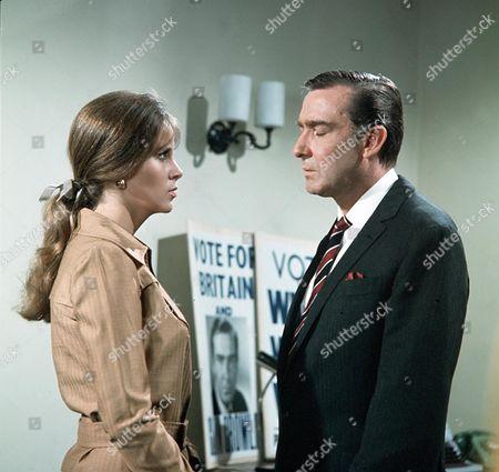 'Strange Report' TV - 1968 - Jane Merrow, Guy Doleman.