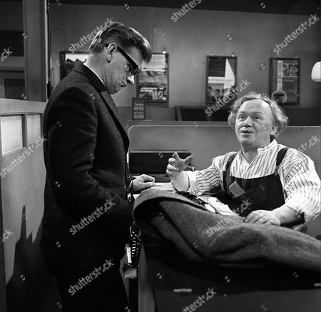 'The Worker' TV - 1965 - Percy Herbert, Charlie Drake