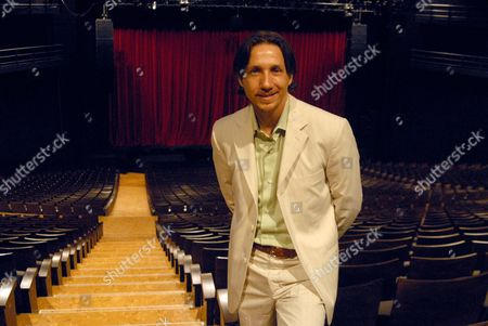 Editorial picture of Joey McKneely at the Badminton Theatre, Athens, Greece - 2008