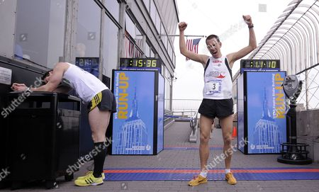 Editorial picture of Usa Empire State Run - up Building Race - Feb 2010