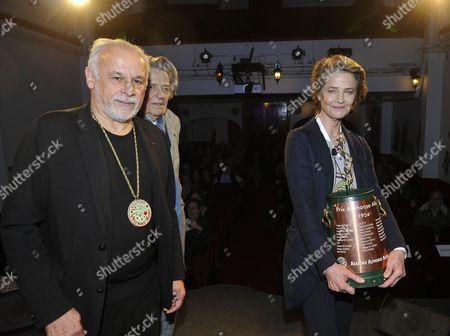 Editorial image of 'Alphonse Allais Award', Paris, France - 05 Jan 2017