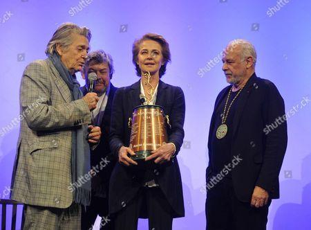 Editorial picture of 'Alphonse Allais Award', Paris, France - 05 Jan 2017