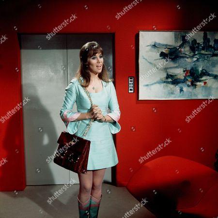 'UFO'   TV  Episode 25 - The Responsibility Seat Jane Merrow