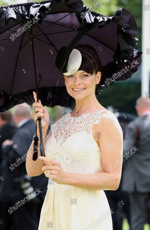 Editorial photo of Ladies Day at Royal Ascot, Berkshire, Britain - 19 Jun 2008