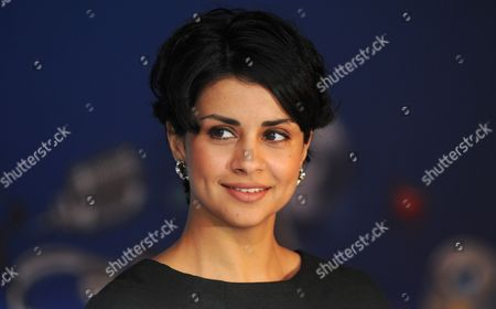 Bollywood Actress Gul Panag Speaks During the News Conference in Southern Indian City of Bangalore on 23 June 2010 India Bangalore