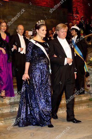 Crown Princess Victoria, Brian Schmidt