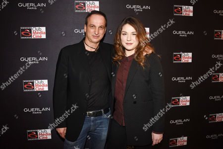 Michel Ferracci et Emilie Dequenne