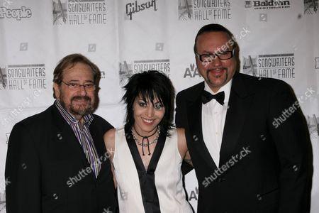 Phil Ramone, Joan Jett, Desmond Child