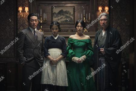 Jung-woo Ha, Min-hee Kim, Tae-ri Kim, Jin-woong Jo