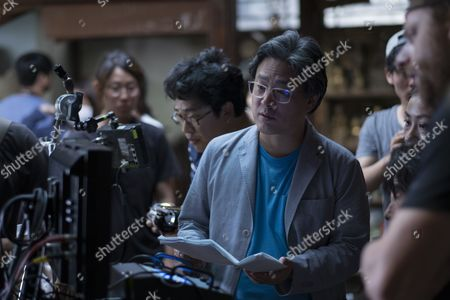 Stock Image of Chan-Wook Park