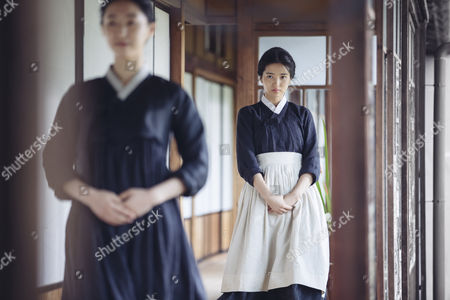Editorial picture of 'The Handmaiden' Film - 2016