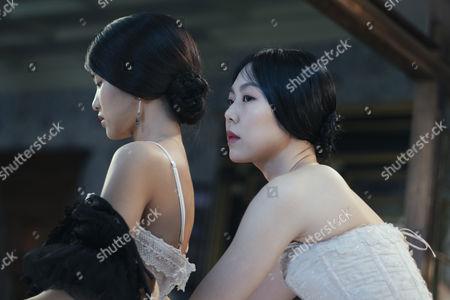 Tae-ri Kim, Min-hee Kim
