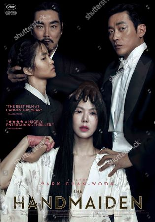 Editorial photo of 'The Handmaiden' Film - 2016