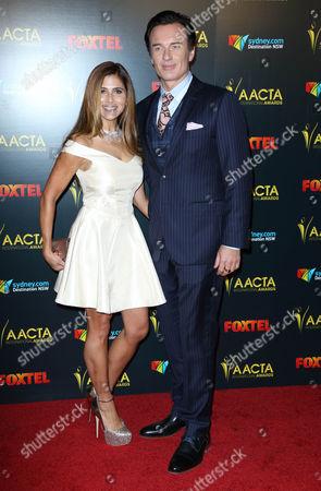 Julian McMahon, Kelly Paniagua