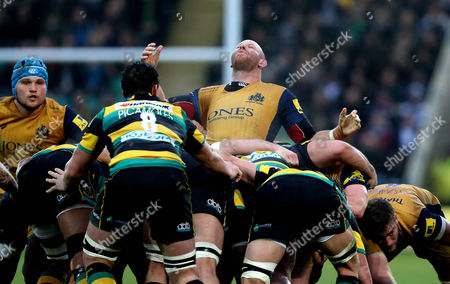 Rob Hawkins of Bristol Rugby looks frustrated