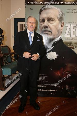 Editorial photo of 'Zeus' screening, Cinemateca Portuguesa, Lisbon, Portugal - 05 Jan 2017