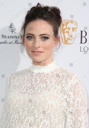 Editorial image of BAFTA Tea Party, Los Angeles, USA - 07 Jan 2017